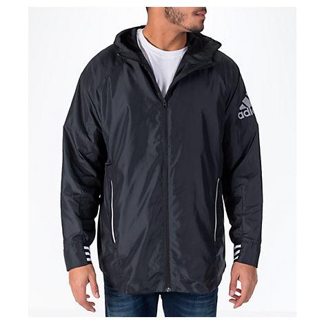 Adidas Originals  MEN'S ID WIND JACKET, BLACK