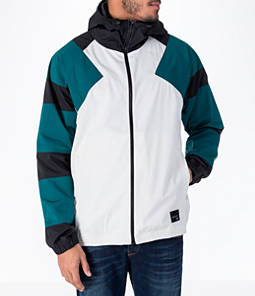 White/Teal/Black