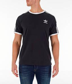 Men's adidas Originals adicolor 3-Stripe T-Shirt