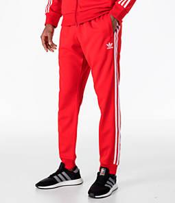 Men's adidas Originals adicolor Superstar Track Pants Product Image
