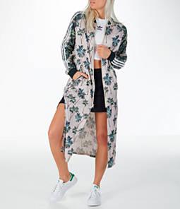 Women's adidas Originals Long Track Jacket