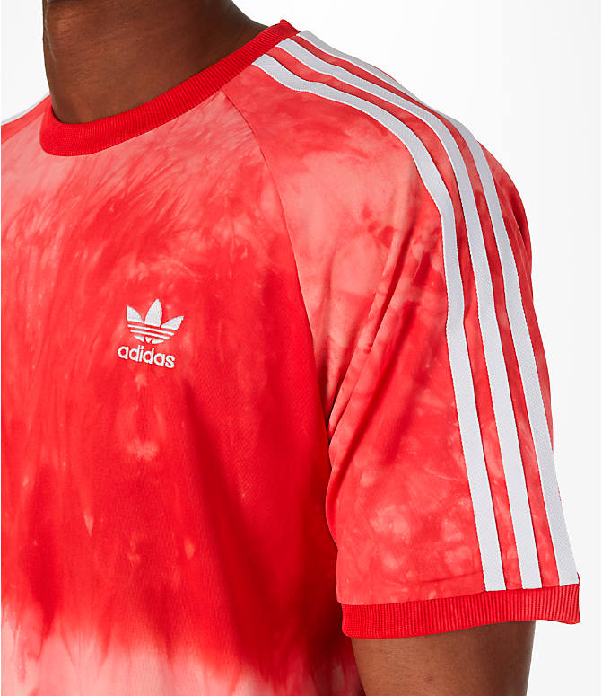 Detail 1 view of Men's adidas Originals Pharrell Williams HU Holi T-Shirt