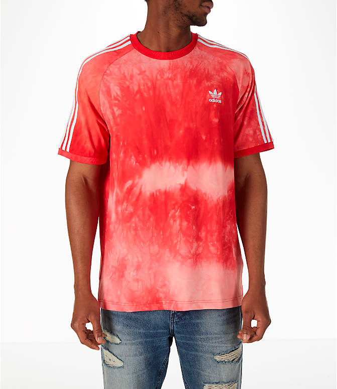 Front view of Men's adidas Originals Pharrell Williams HU Holi T-Shirt