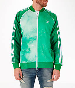 Men's adias Originals Pharrell Williams HU Holi Superstar Track Jacket