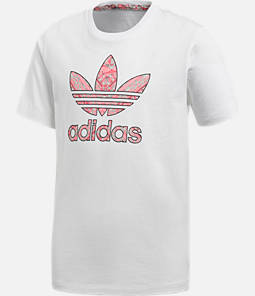 Girls' adidas Originals Graphic Trefoil T-Shirt