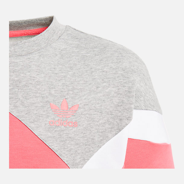 Back view of Girls' adidas Originals Tunic