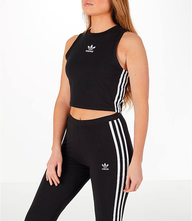 Women's Adidas Originals Crop Tank by Adidas