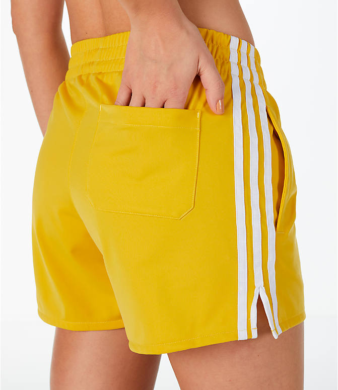 Detail 1 view of Women's adidas Originals 3-Stripes Shorts