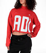 Women's adidas Originals Bold Age Cropped Sweatshirt