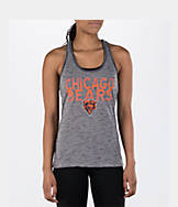 Women's College Concepts Chicago Bears NFL Latitude Tank