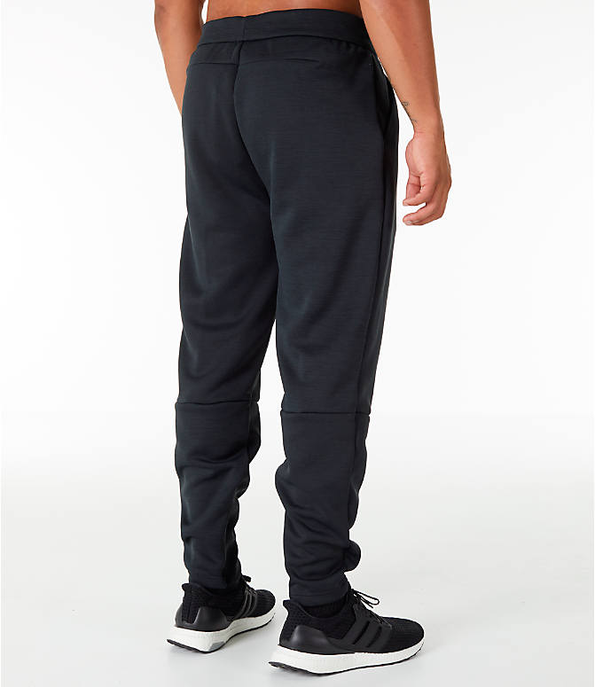 Back Right view of Men's adidas Z.N.E. Pants in Black