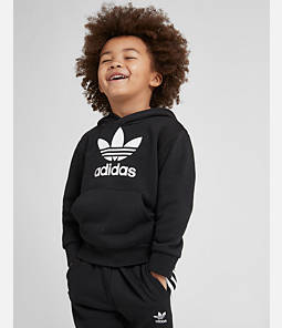 Infant and Kids' Toddler adidas Originals Hoodie and Jogger Pants Set