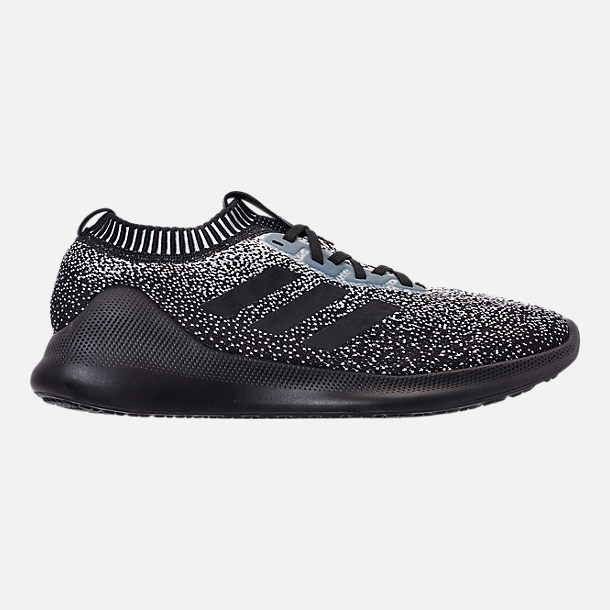 the best attitude 0af54 a21bf Right view of Mens adidas PureBounce+ Running Shoes in Footwear WhiteCore  Black