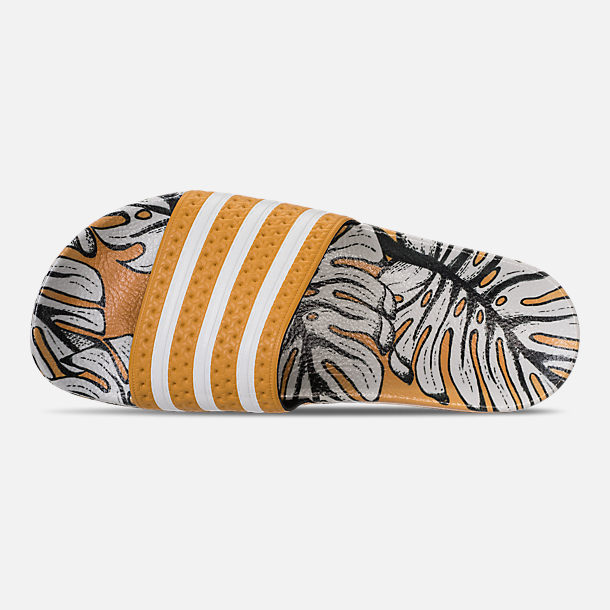 Top view of Women s adidas Adilette Slide Sandals. Ratings   Reviews 534e037b6