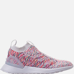Boys' Big Kids' adidas RapidaRun Laceless Knit Running Shoes