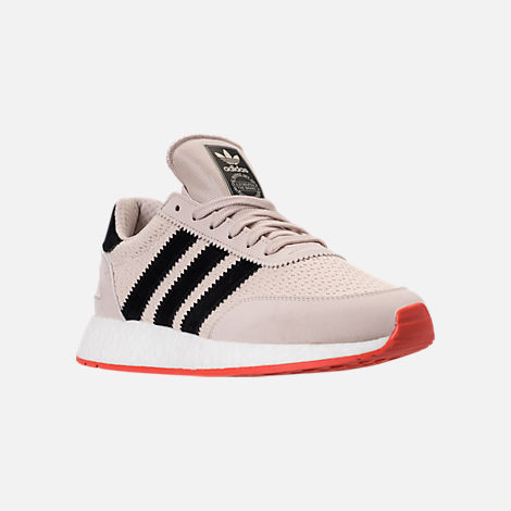 promo code b991f b0be2 Three Quarter view of Men s adidas I-5923 Runner Casual Shoes in Clear  Brown