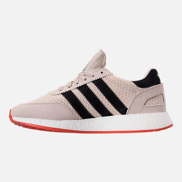 huge discount d3054 e1c7e Left view of Men's adidas I-5923 Runner Casual Shoes in Clear Brown/Core