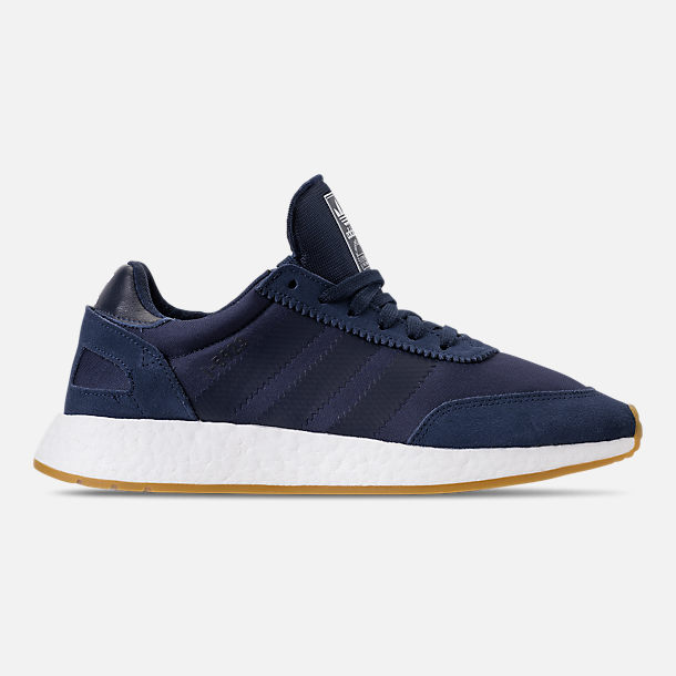 4ea8ba47134 Right view of Men s adidas I-5923 Runner Casual Shoes in Collegiate Navy  Footwear