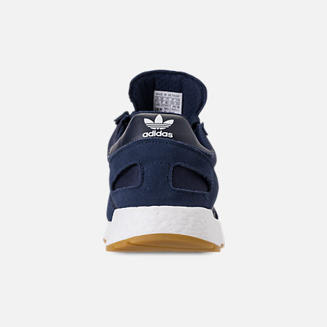 10a47cf642b Back view of Men s adidas I-5923 Runner Casual Shoes in Collegiate  Navy Footwear