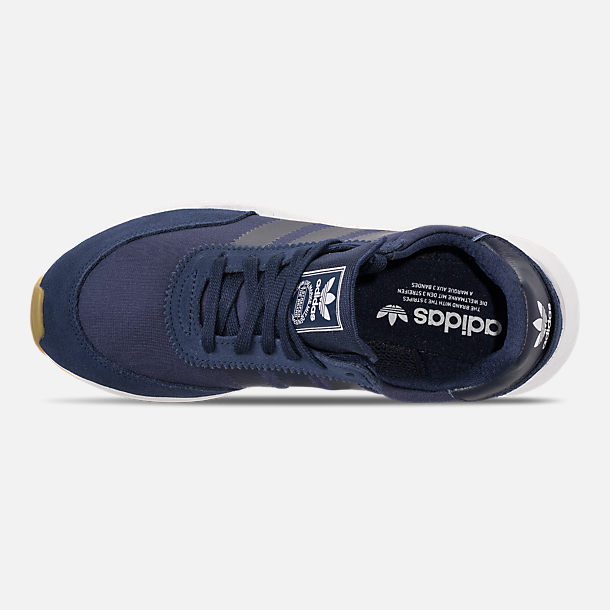new style 68fee 3396e Top view of Mens adidas I-5923 Runner Casual Shoes in Collegiate  NavyFootwear