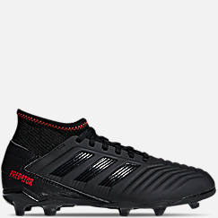 Little Kids' adidas Predator 19.3 Firm Ground Soccer Cleats