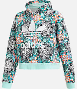 Girls' adidias Originals Zoo Hoodie