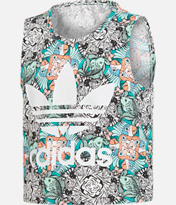 Girls' adidas Originals Zoo Tank Top