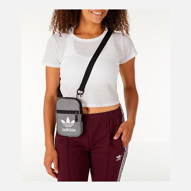 509d91e53 Alternate view of adidas Originals Casual Festival Cross Body Bag