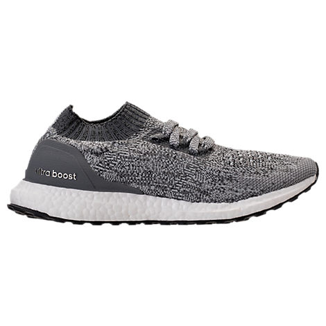 7b60f31ed639d three quarter view of mens adidas ultraboost uncaged running shoes ...
