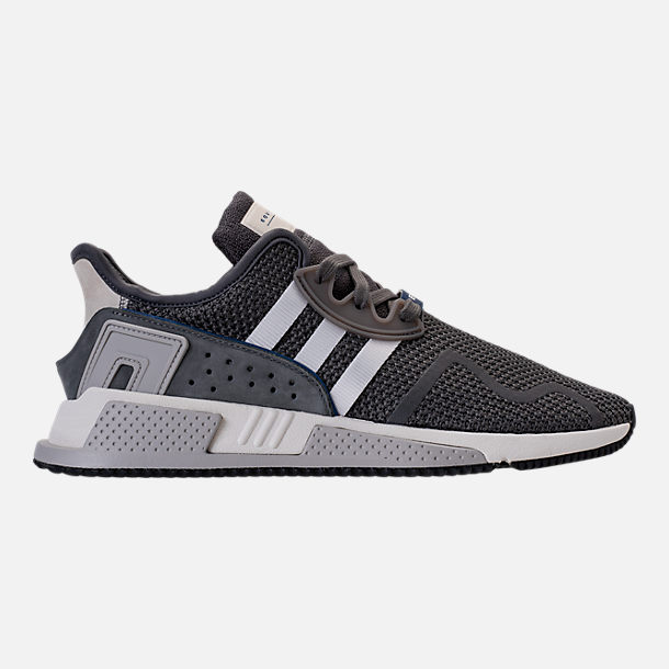 Right view of Men's adidas Originals EQT Cushion ADV Casual Shoes