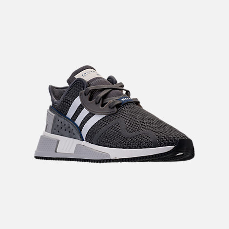 Three Quarter view of Men's adidas Originals EQT Cushion ADV Casual Shoes