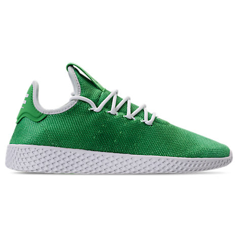 c4bf5e5ffa Adidas Originals Adidas Men S Originals Pharrell Williams Tennis Hu Casual  Sneakers From Finish Line In Green