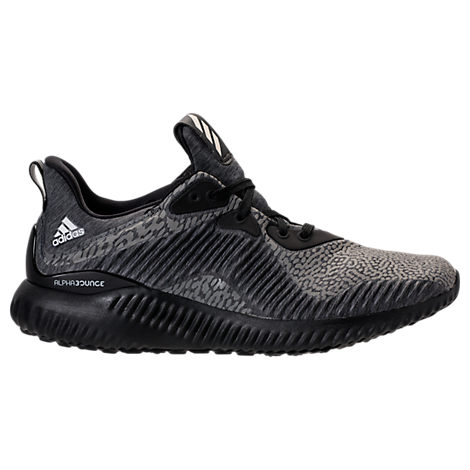 sports shoes cd1b3 e8c32 Adidas Originals Adidas Women S Alphabounce Hpc Ams Running Sneakers From Finish  Line In Grey Black