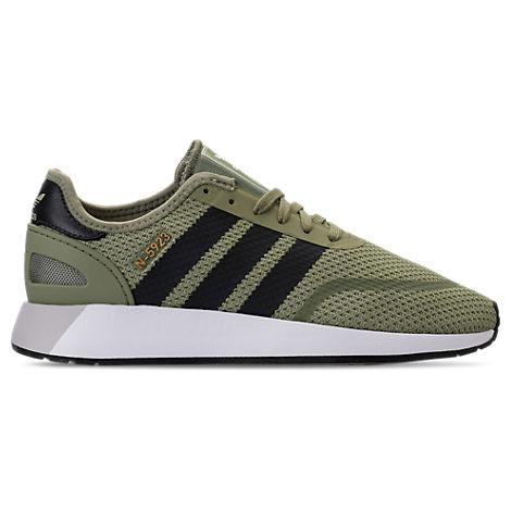 Adidas Originals Shoes MEN'S ORIGINALS N-5923 CASUAL SHOES, GREEN
