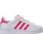 Girls' Preschool adidas Superstar Casual Shoes