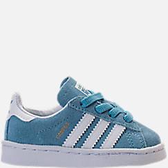 Boys' Toddler adidas Campus adicolor Casual Shoes