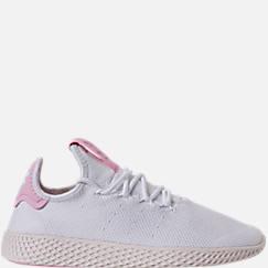 Women's adidas Originals Pharrell Williams Tennis HU Casual Shoes