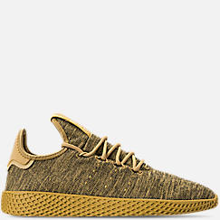 Men's adidas Originals Pharrell Williams Tennis HU Casual Shoes