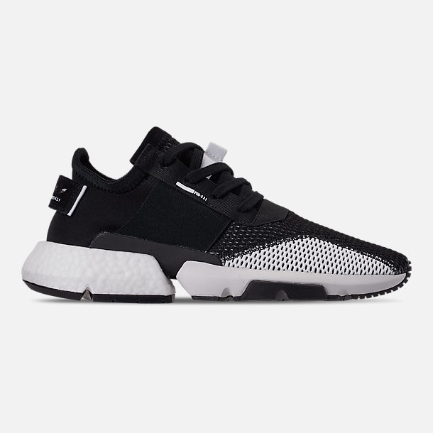 098e7cd8032a Right view of Men s adidas Originals POD-S3.1 Casual Shoes in Core Black