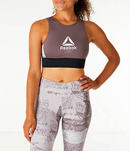Women's Reebok Layering Training Bralette Sports Bra