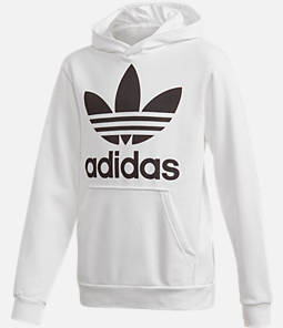 reputable site d7a6a 31251 Kids  adidas Originals Trefoil Hoodie