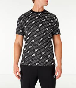 Men's adidas Originals adicolor Monogram T-Shirt