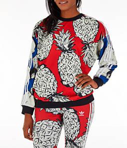 Women's adidas Originals FARM Boyfriend Sweater