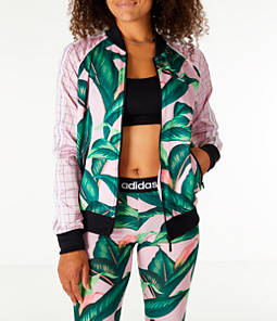 Women's adidas Originals Farm Track Jacket