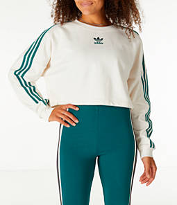 Women's adidas Originals Adibreak Cropped Sweatshirt