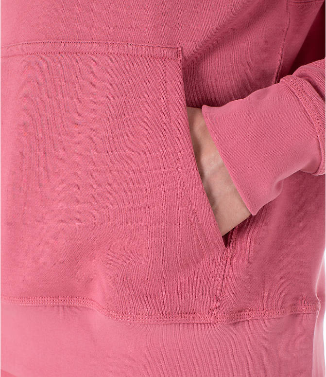 Detail 2 view of Men's adidas Originals Kaval Hoodie in Coral