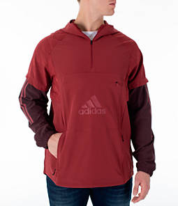 Men's adidas Athletics ID Woven Anorak Shell Wind Jacket
