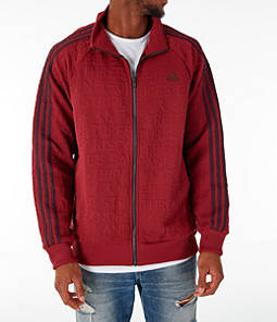 Men's adidas Essentials Full-Zip Track Jacket