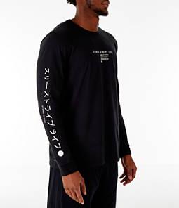 Men's adidas Athletics International Long Sleeve T-Shirt
