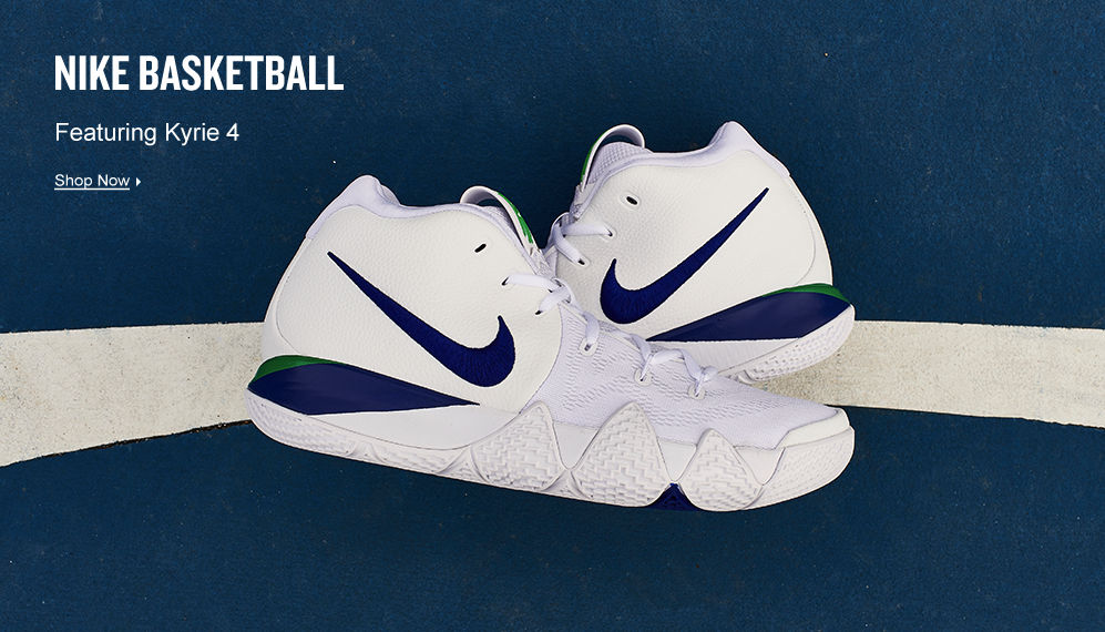 Nike Kyrie 4. Shop Now.